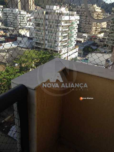 passagemvara - Apartamento 1 quarto à venda Botafogo, Rio de Janeiro - R$ 1.000.000 - NBAP10781 - 1