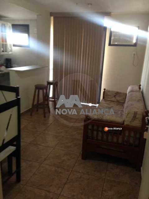 passagemSala - Apartamento 1 quarto à venda Botafogo, Rio de Janeiro - R$ 1.000.000 - NBAP10781 - 6
