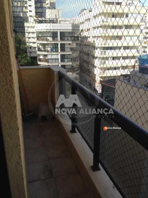 passagemvaranda - Apartamento 1 quarto à venda Botafogo, Rio de Janeiro - R$ 1.000.000 - NBAP10781 - 4