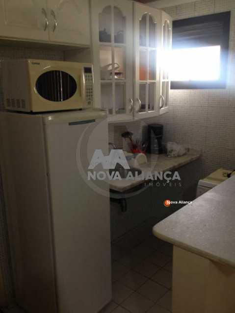 passagemocozinha - Apartamento 1 quarto à venda Botafogo, Rio de Janeiro - R$ 1.000.000 - NBAP10781 - 8