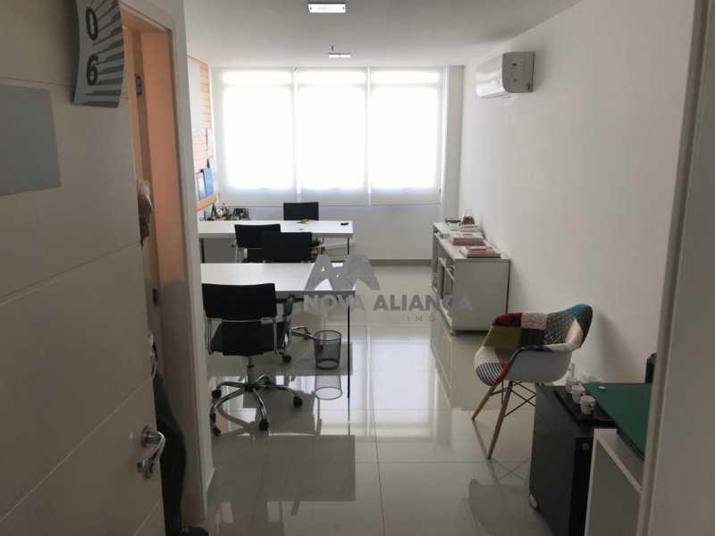 a79dd19e-82c2-41cc-a021-6417e9 - Sala Comercial 24m² à venda Tijuca, Rio de Janeiro - R$ 270.000 - NTSL00076 - 1