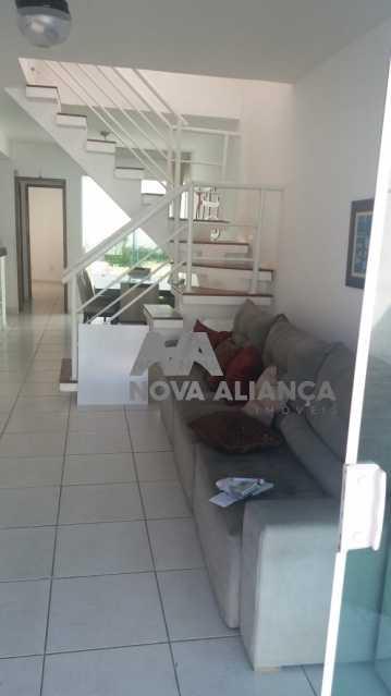 q2 - Apartamento à venda Avenida dos Planetas,Miguel Couto, Cabo Frio - R$ 900.000 - NSAP40254 - 3