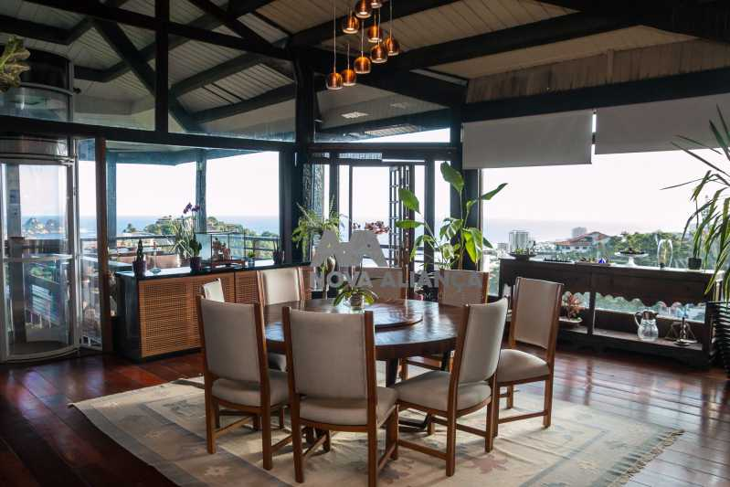 2 - Casa em Condomínio à venda Rua Jackson de Figueiredo,Joá, Rio de Janeiro - R$ 8.000.000 - NBCN50006 - 5