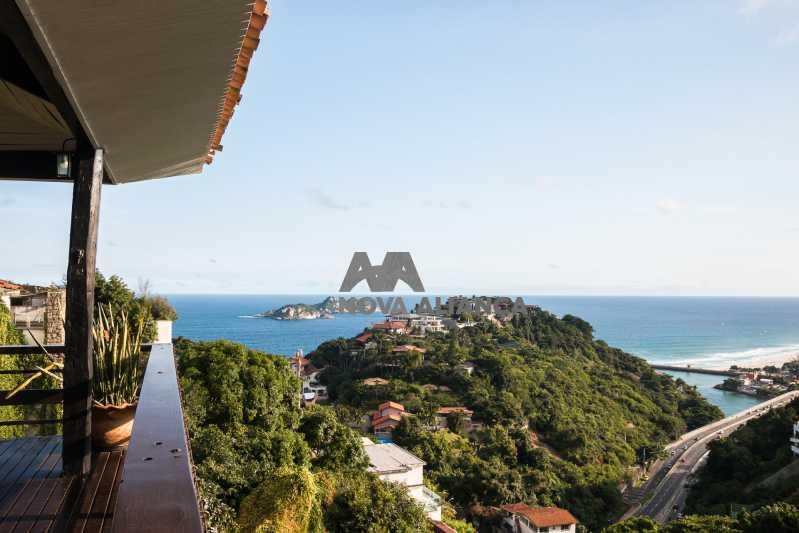 3 - Casa em Condomínio à venda Rua Jackson de Figueiredo,Joá, Rio de Janeiro - R$ 8.000.000 - NBCN50006 - 3