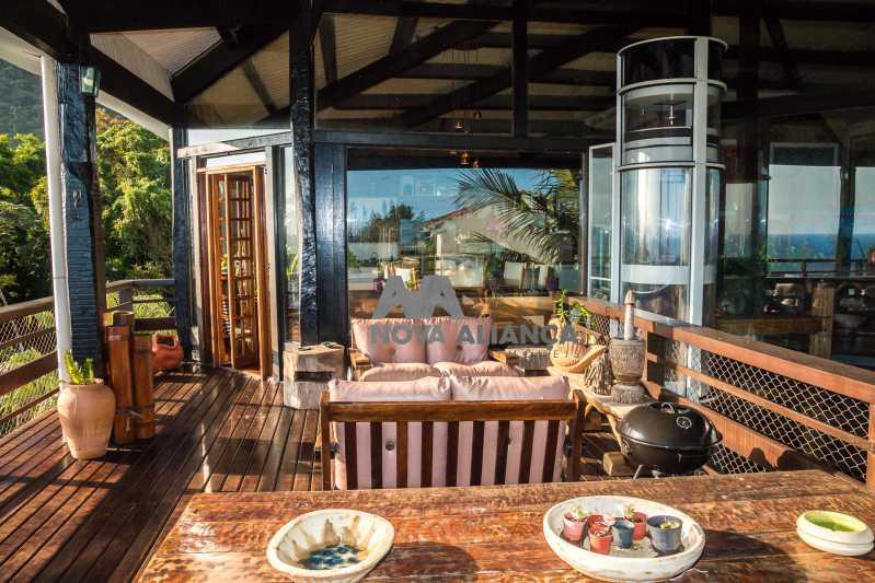 4 - Casa em Condomínio à venda Rua Jackson de Figueiredo,Joá, Rio de Janeiro - R$ 8.000.000 - NBCN50006 - 6