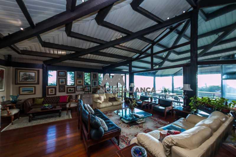 5 - Casa em Condomínio à venda Rua Jackson de Figueiredo,Joá, Rio de Janeiro - R$ 8.000.000 - NBCN50006 - 4