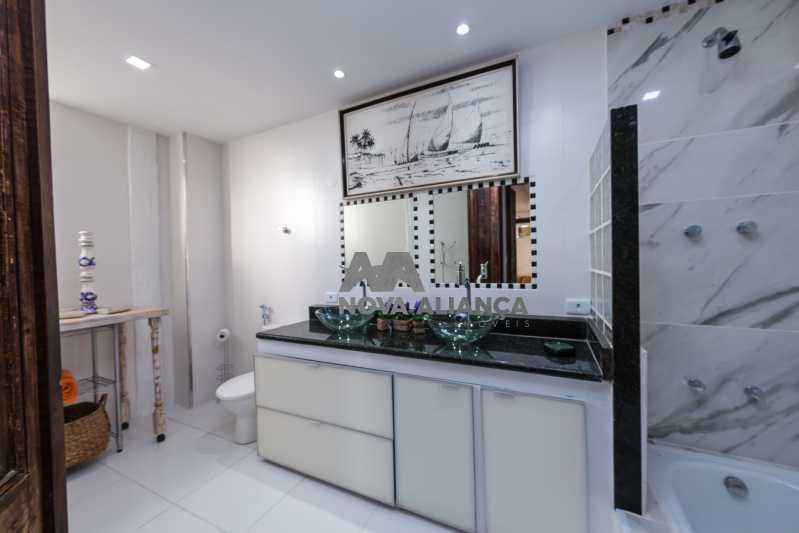13 - Casa em Condomínio à venda Rua Jackson de Figueiredo,Joá, Rio de Janeiro - R$ 8.000.000 - NBCN50006 - 13