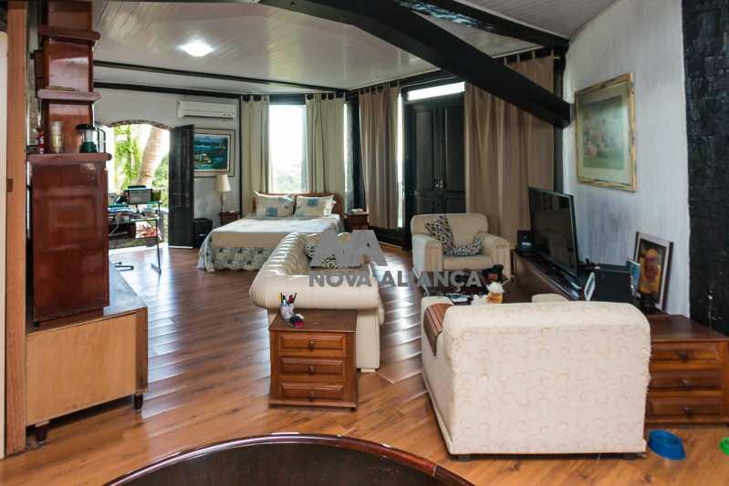 19 - Casa em Condomínio à venda Rua Jackson de Figueiredo,Joá, Rio de Janeiro - R$ 8.000.000 - NBCN50006 - 18