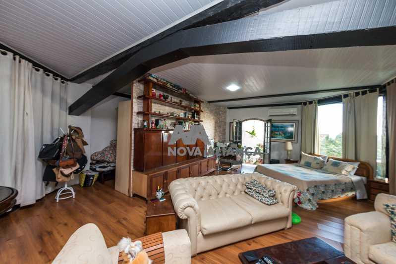 20 - Casa em Condomínio à venda Rua Jackson de Figueiredo,Joá, Rio de Janeiro - R$ 8.000.000 - NBCN50006 - 19