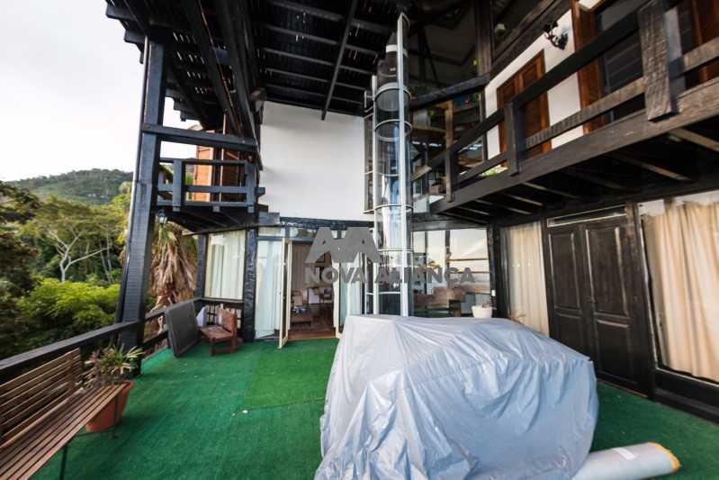 25 - Casa em Condomínio à venda Rua Jackson de Figueiredo,Joá, Rio de Janeiro - R$ 8.000.000 - NBCN50006 - 24
