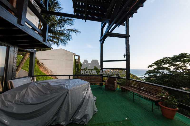26 - Casa em Condomínio à venda Rua Jackson de Figueiredo,Joá, Rio de Janeiro - R$ 8.000.000 - NBCN50006 - 25