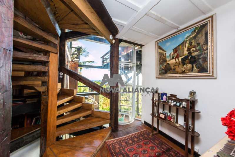 27 - Casa em Condomínio à venda Rua Jackson de Figueiredo,Joá, Rio de Janeiro - R$ 8.000.000 - NBCN50006 - 22