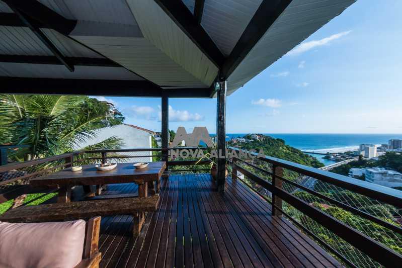 29 - Casa em Condomínio à venda Rua Jackson de Figueiredo,Joá, Rio de Janeiro - R$ 8.000.000 - NBCN50006 - 26