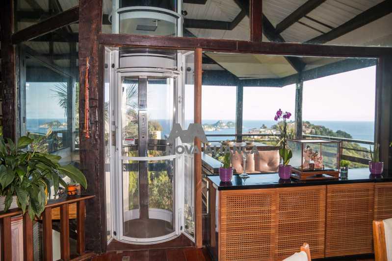 30 - Casa em Condomínio à venda Rua Jackson de Figueiredo,Joá, Rio de Janeiro - R$ 8.000.000 - NBCN50006 - 21