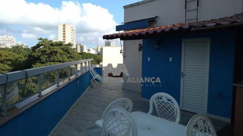 7 - Cobertura à venda Avenida Rodrigo Otavio,Gávea, Rio de Janeiro - R$ 2.780.000 - NBCO30168 - 30