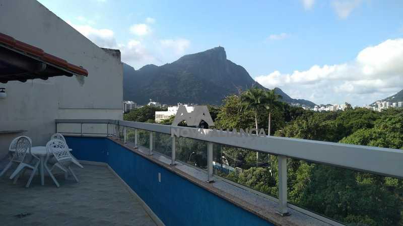 8 - Cobertura à venda Avenida Rodrigo Otavio,Gávea, Rio de Janeiro - R$ 2.780.000 - NBCO30168 - 1