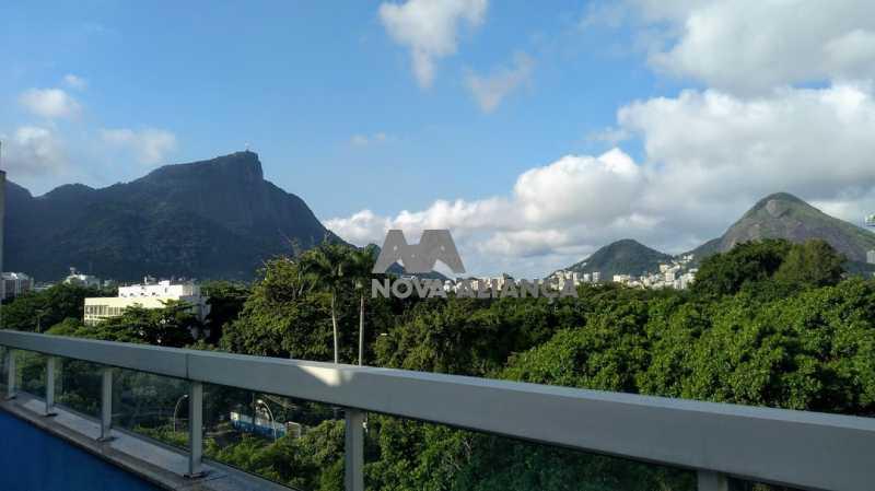 9 - Cobertura à venda Avenida Rodrigo Otavio,Gávea, Rio de Janeiro - R$ 2.780.000 - NBCO30168 - 31