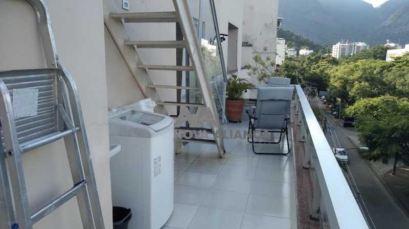 15 - Cobertura à venda Avenida Rodrigo Otavio,Gávea, Rio de Janeiro - R$ 2.780.000 - NBCO30168 - 22