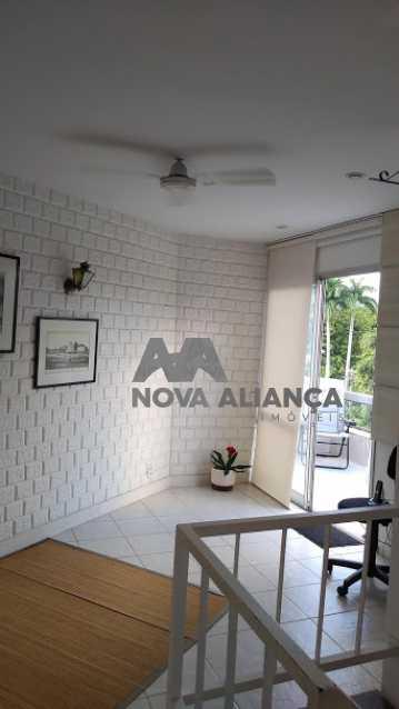 22 - Cobertura à venda Avenida Rodrigo Otavio,Gávea, Rio de Janeiro - R$ 2.780.000 - NBCO30168 - 20