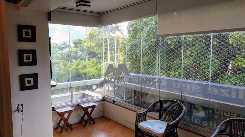 26 - Cobertura à venda Avenida Rodrigo Otavio,Gávea, Rio de Janeiro - R$ 2.780.000 - NBCO30168 - 6