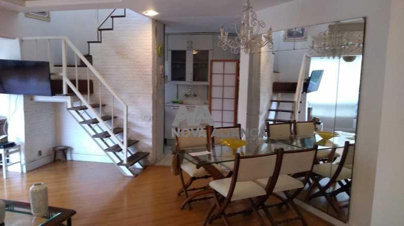 27 - Cobertura à venda Avenida Rodrigo Otavio,Gávea, Rio de Janeiro - R$ 2.780.000 - NBCO30168 - 7