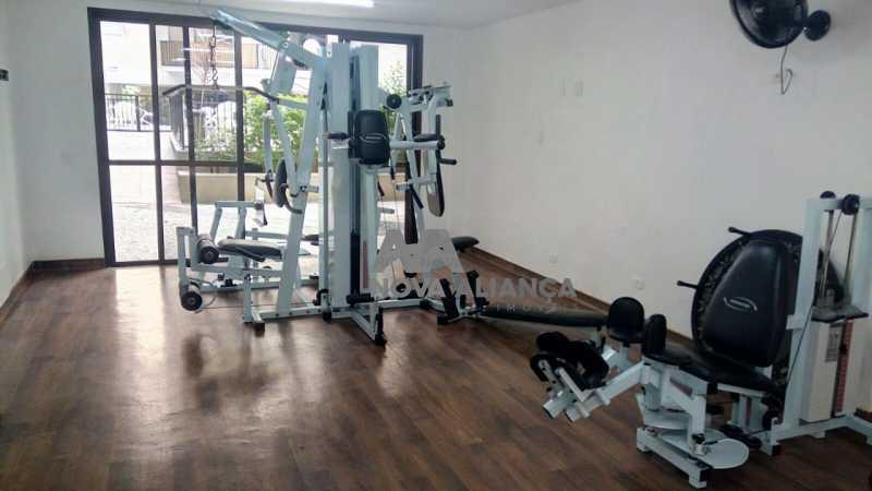 9 - Apartamento Para Alugar - Jardim Botânico - Rio de Janeiro - RJ - NBAP21793 - 19
