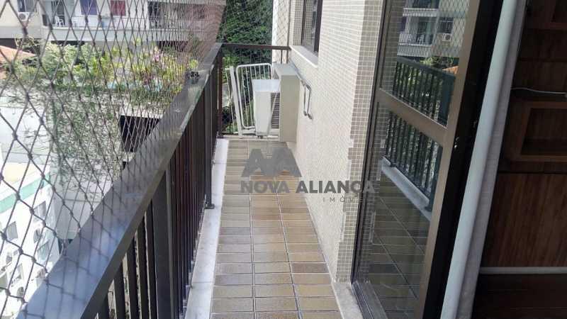 11 - Apartamento Para Alugar - Jardim Botânico - Rio de Janeiro - RJ - NBAP21793 - 11