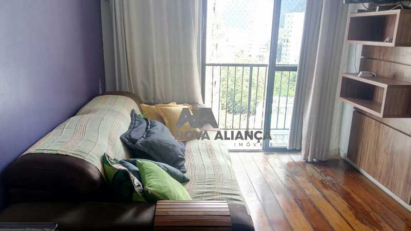 14 - Apartamento Para Alugar - Jardim Botânico - Rio de Janeiro - RJ - NBAP21793 - 1