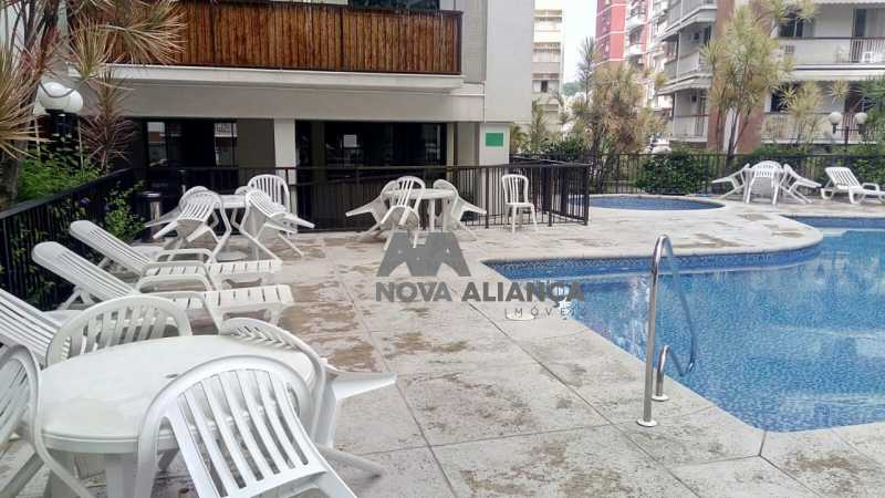 20 - Apartamento Para Alugar - Jardim Botânico - Rio de Janeiro - RJ - NBAP21793 - 13