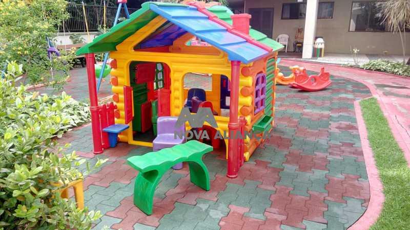 22 - Apartamento Para Alugar - Jardim Botânico - Rio de Janeiro - RJ - NBAP21793 - 21