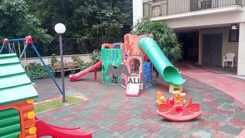 25 - Apartamento Para Alugar - Jardim Botânico - Rio de Janeiro - RJ - NBAP21793 - 23