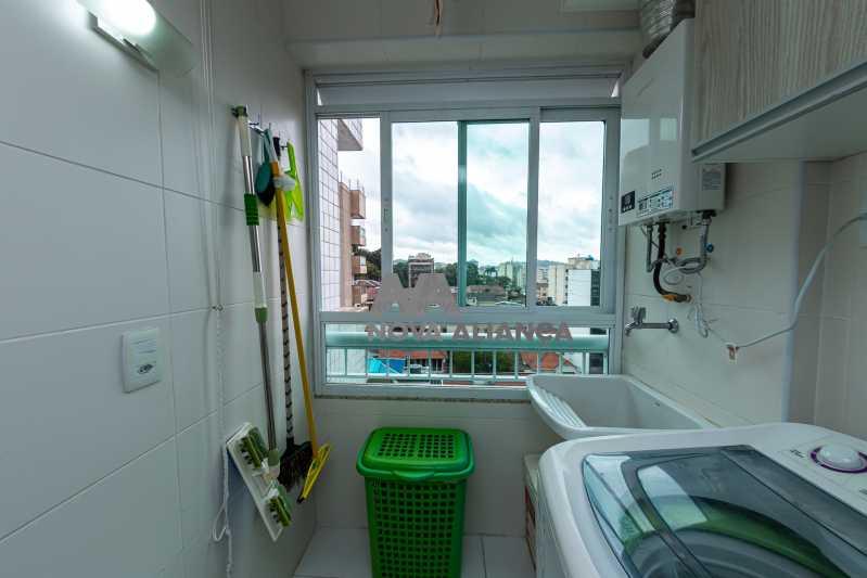 IMG_6569 - Apartamento à venda Rua José Higino,Tijuca, Rio de Janeiro - R$ 680.000 - NTAP20987 - 22
