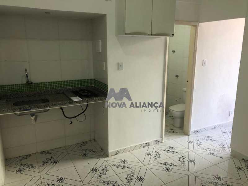 2a914ccb-d04e-4251-896e-793c19 - Kitnet/Conjugado 25m² à venda Rua das Laranjeiras,Laranjeiras, Rio de Janeiro - R$ 265.000 - NFKI10092 - 5