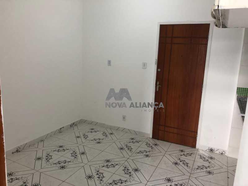 7f2ebf46-d589-485d-9e0f-c57f21 - Kitnet/Conjugado 25m² à venda Rua das Laranjeiras,Laranjeiras, Rio de Janeiro - R$ 265.000 - NFKI10092 - 7