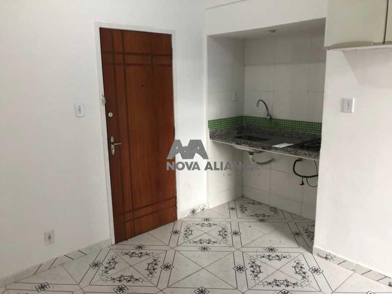 8c4a91d5-bf56-47d2-9dd9-ae4342 - Kitnet/Conjugado 25m² à venda Rua das Laranjeiras,Laranjeiras, Rio de Janeiro - R$ 265.000 - NFKI10092 - 8