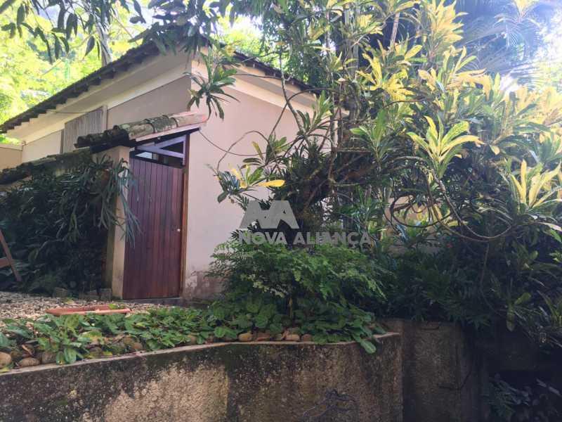 WhatsApp Image 2019-05-01 at 1 - Casa à venda Rua Barão de Oliveira Castro,Jardim Botânico, Rio de Janeiro - R$ 4.000.000 - NBCA40044 - 5
