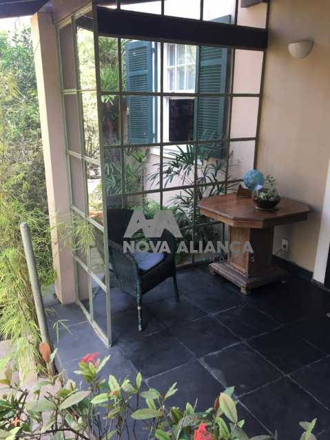 WhatsApp Image 2019-05-01 at 1 - Casa à venda Rua Barão de Oliveira Castro,Jardim Botânico, Rio de Janeiro - R$ 4.000.000 - NBCA40044 - 3