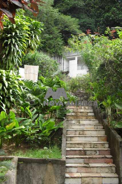 SAM_0227 1 - Casa à venda Rua Conselheiro Lampreia,Cosme Velho, Rio de Janeiro - R$ 1.300.000 - NFCA30028 - 6
