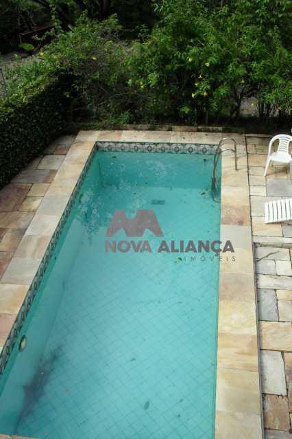 SAM_0255 1 - Casa à venda Rua Conselheiro Lampreia,Cosme Velho, Rio de Janeiro - R$ 1.300.000 - NFCA30028 - 1