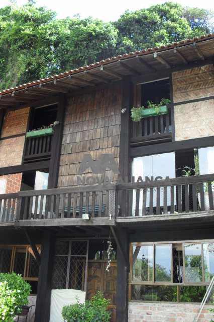 SAM_0285 - Casa à venda Rua Conselheiro Lampreia,Cosme Velho, Rio de Janeiro - R$ 1.300.000 - NFCA30028 - 3