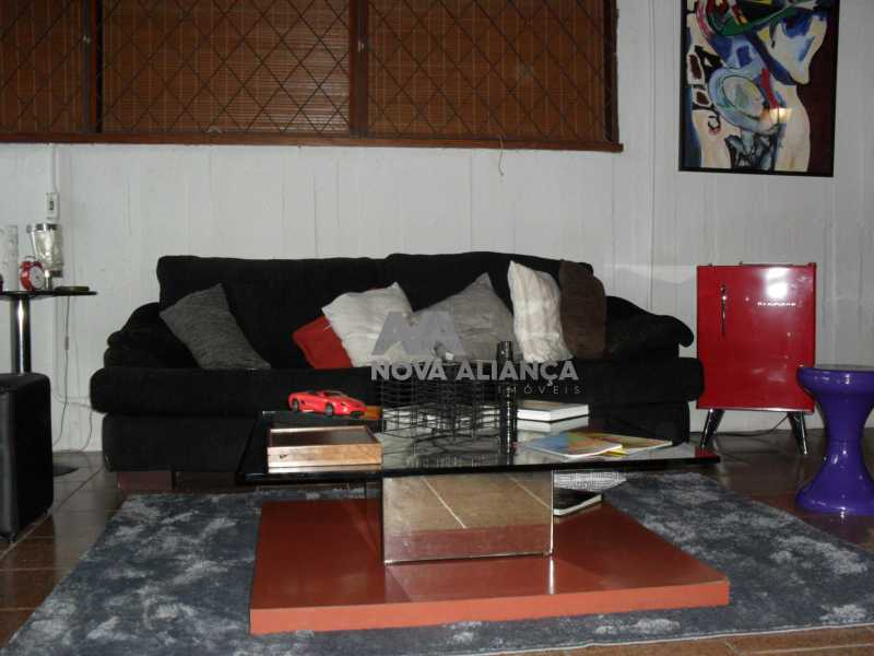SAM_0404 1 - Casa à venda Rua Conselheiro Lampreia,Cosme Velho, Rio de Janeiro - R$ 1.300.000 - NFCA30028 - 7