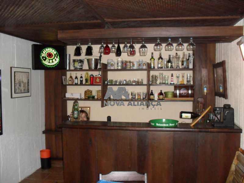 SAM_0406 1 - Casa à venda Rua Conselheiro Lampreia,Cosme Velho, Rio de Janeiro - R$ 1.300.000 - NFCA30028 - 8