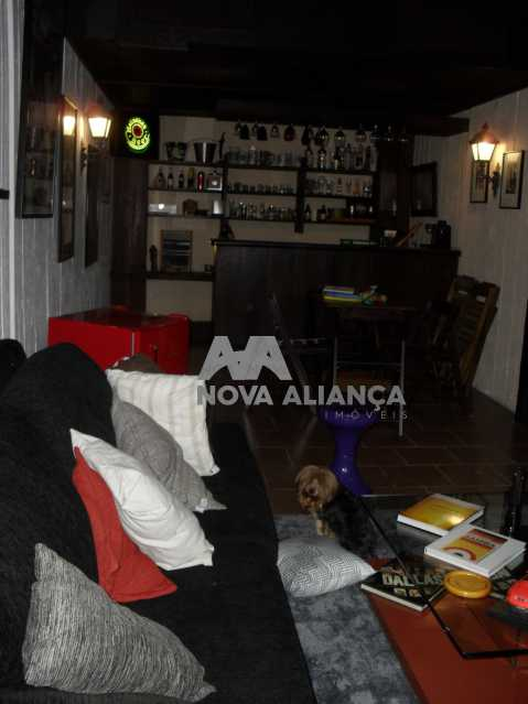 SAM_0411 1 - Casa à venda Rua Conselheiro Lampreia,Cosme Velho, Rio de Janeiro - R$ 1.300.000 - NFCA30028 - 9