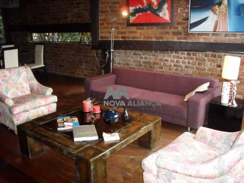 SAM_0416 2 - Casa à venda Rua Conselheiro Lampreia,Cosme Velho, Rio de Janeiro - R$ 1.300.000 - NFCA30028 - 10