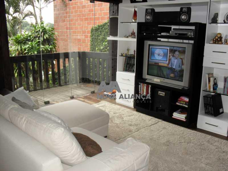SAM_0418 1 - Casa à venda Rua Conselheiro Lampreia,Cosme Velho, Rio de Janeiro - R$ 1.300.000 - NFCA30028 - 11
