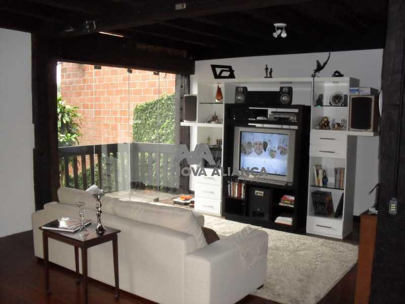 SAM_0423 1 - Casa à venda Rua Conselheiro Lampreia,Cosme Velho, Rio de Janeiro - R$ 1.300.000 - NFCA30028 - 12