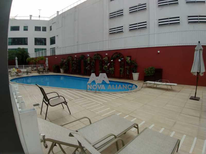 a7cc4f50-d0af-49ba-b12e-2a91b1 - Flat à venda Rua Professor Antônio Maria Teixeira,Leblon, Rio de Janeiro - R$ 1.160.000 - NIFL10060 - 10