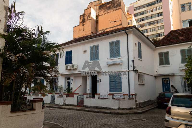IMG_5790 - Casa de Vila à venda Rua Ipiranga,Laranjeiras, Rio de Janeiro - R$ 1.495.000 - NBCV50005 - 1