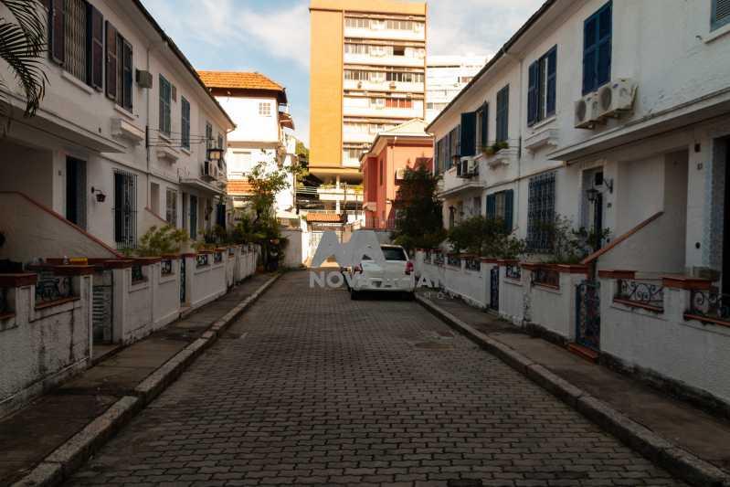 IMG_5792 - Casa de Vila à venda Rua Ipiranga,Laranjeiras, Rio de Janeiro - R$ 1.495.000 - NBCV50005 - 3