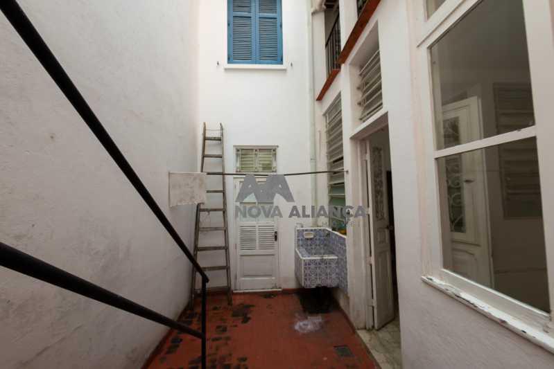 IMG_5817 - Casa de Vila à venda Rua Ipiranga,Laranjeiras, Rio de Janeiro - R$ 1.495.000 - NBCV50005 - 28